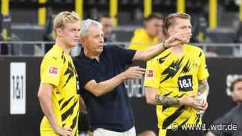 Fußball, Bundesliga: Nach geglücktem BVB-Start: Favre nervt die Bayern-Frage