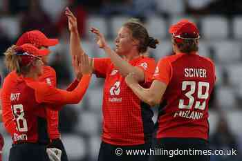 Anya Shrubsole excited by 'amazing' 2022 calendar - Hillingdon Times