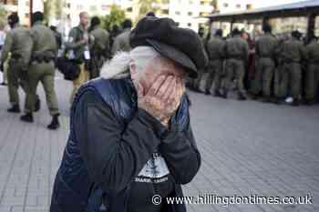 In Pictures: Elderly protesters defy Belarus' strongman - Hillingdon Times