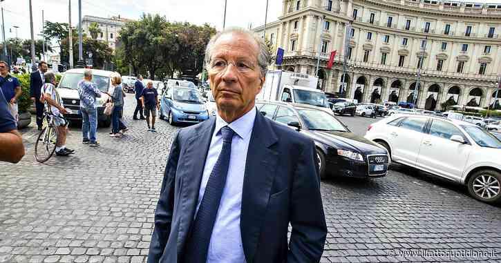 """""""No al referendum per mandare a casa il governo"""". Da Tangentopoli alla P4: anche Bisignani si schiera contro il taglio"""