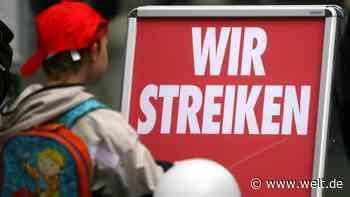 Warnstreiks bei Bund und Kommunen ab Dienstag