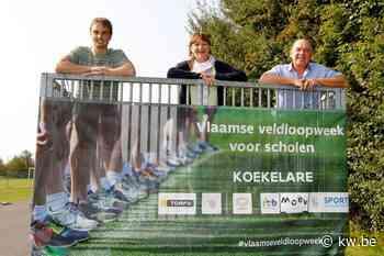 Scholenveldloop in Koekelare zonder podium en medailles, wel met ... appels - Krant van Westvlaanderen