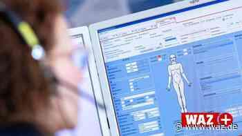 Herne: Telenotärzte sollen Patienten aus der Ferne helfen - Westdeutsche Allgemeine Zeitung