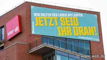Verdi kündigt im Tarifstreit Warnstreiks ab Dienstag an