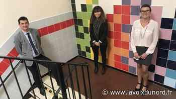 La rentrée scolaire durable du collège Joliot-Curie d'Auchy-les-Mines - La Voix du Nord
