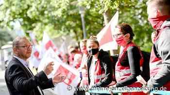 Verdi kündigt bundesweite Warnstreiks an - Tarifverhandlungen vorerst gescheitert