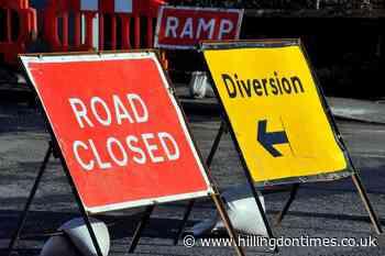 Key roadworks in and around Watford week beginning September 21