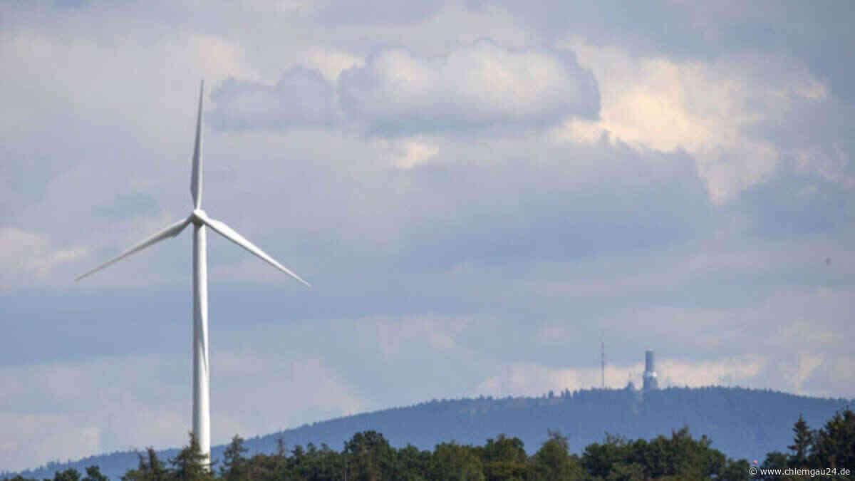 Traunreut: Bauausschuss will Bewerbung für Windkümmerer mit Trostberg und Palling - chiemgau24.de