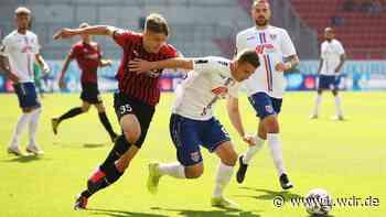 FC Ingolstadt gegen KFC Uerdingen: 2:1, 1. Spieltag