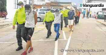 Hombre fue capturado por amenazar a otro con armas, en Cimitarra - Vanguardia