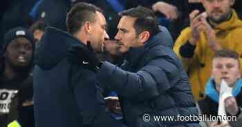 Chelsea fans love what John Terry said about Frank Lampard on Instagram ahead of Liverpool clash - Football.London