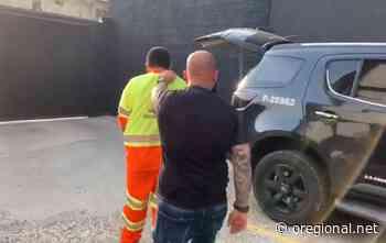 Homem é preso em Engenheiro Coelho suspeito de latrocínio em SC - O Regional