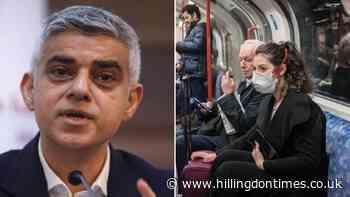 Coronavirus: London should be put in lockdown on Monday