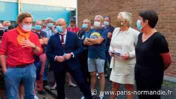 À Octeville-sur-Mer, près du Havre, chasseurs et agriculteurs interpellent les élus - Paris-Normandie