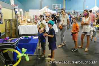 Octeville-sur-Mer. Festiv'Arts, rendez-vous de toutes les cultures - lecourriercauchois.fr