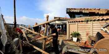 """""""Là je me suis dit: si je ne me relève pas, je vais y rester…"""": un employé de restaurant à Toulon témoigne après la tornade"""