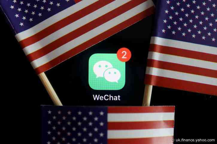 U.S. judge halts Trump administration's order to remove WeChat from app stores