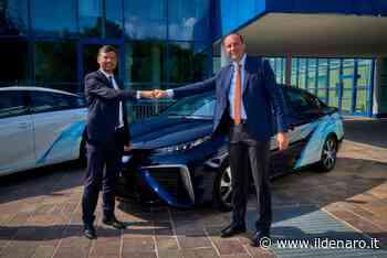 Toyota consegna tre Mirai per il progetto LIFEalps a Bolzano - Il Denaro