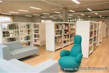 Sinigo: la nuova biblioteca apre i battenti - La Voce di Bolzano