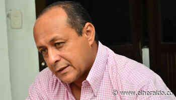 En UCI alcalde de La Jagua de Ibirico por coronavirus - EL HERALDO