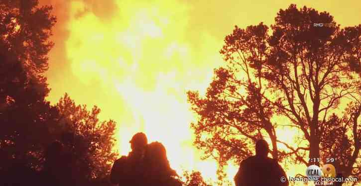 Firefighters Battle Ever-Growing 99,428-Acre Bobcat Fire