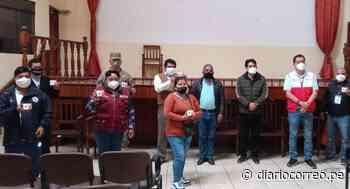Entregan oxímetros a dirigentes vecinales de Chocope - Diario Correo