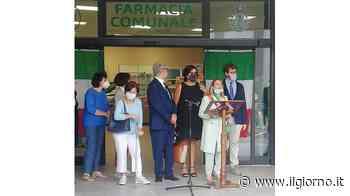 A Lacchiarella inaugurata la farmacia nell'ex palazzaccio - IL GIORNO