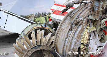Poland Reveals Names of Smolensk Air Traffic Controllers It Seeks to Arrest for 2010 Crash - Sputnik International