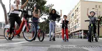 Le port rendu aux cyclistes le temps d'un dimanche à Monaco