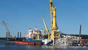 Nord Stream 2: Was Sanktionen wirklich bringen