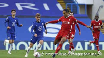 Chelsea - Liverpool JETZT im Live-Ticker: Klopp gegen Werner, Havertz und Co. - Werner mit Riesen-Chance!