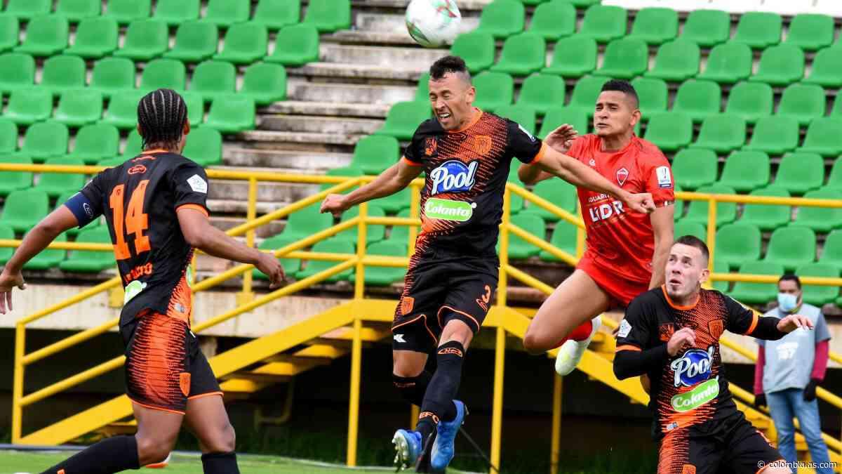 Envigado gana en Tunja y hunde a Patriotas en el fondo de la tabla - AS Colombia