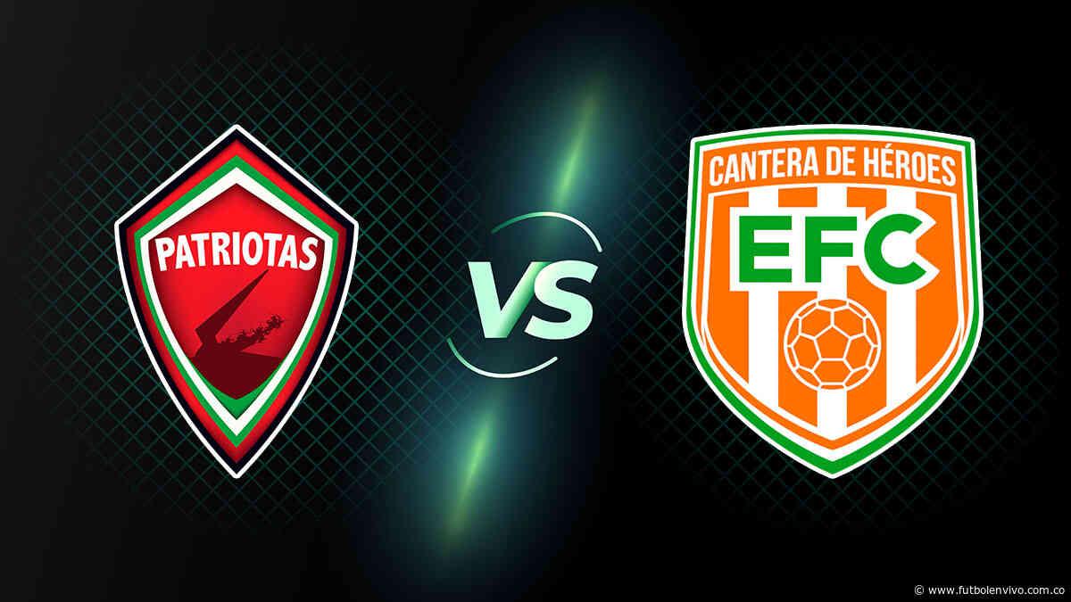 Patriotas vs Envigado EN VIVO ONLINE: Liga BetPlay, EN DIRECTO - Fútbol en vivo