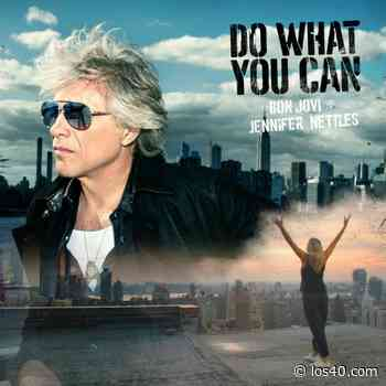 Unos patriotas Bon Jovi y Jennifer Nettles lanzan 'Do What You Can': mira el vídeo - LOS40