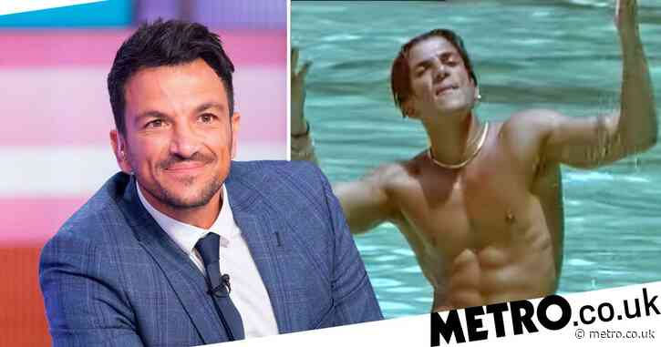 Peter Andre wants to give Mysterious Girl a dancehall remix: 'It deserves a new lease of life'