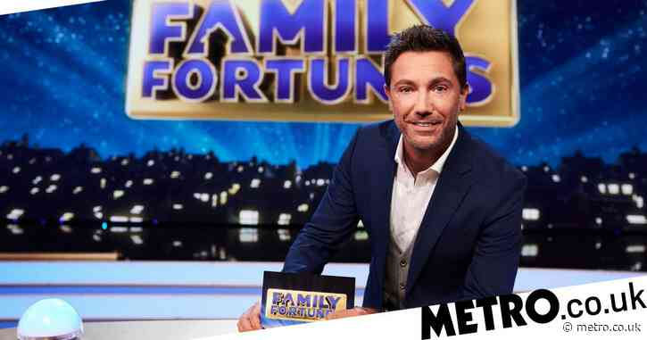 Gino D'Acampo reveals Family Fortunes filming struggles amid coronavirus shake-up