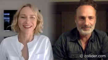 Andrew Lincoln and Naomi Watts on Penguin Bloom, Walking Dead Movie - Collider.com