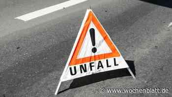 An einem Tag: Zwei Verkehrsunfälle in Regenstauf – keine Verletzten - Wochenblatt.de