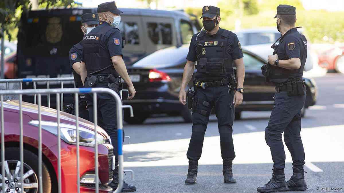 El PP de Málaga exige a Sánchez que cumpla con la equiparación salarial y pide más policías en la provincia... - OKDIARIO