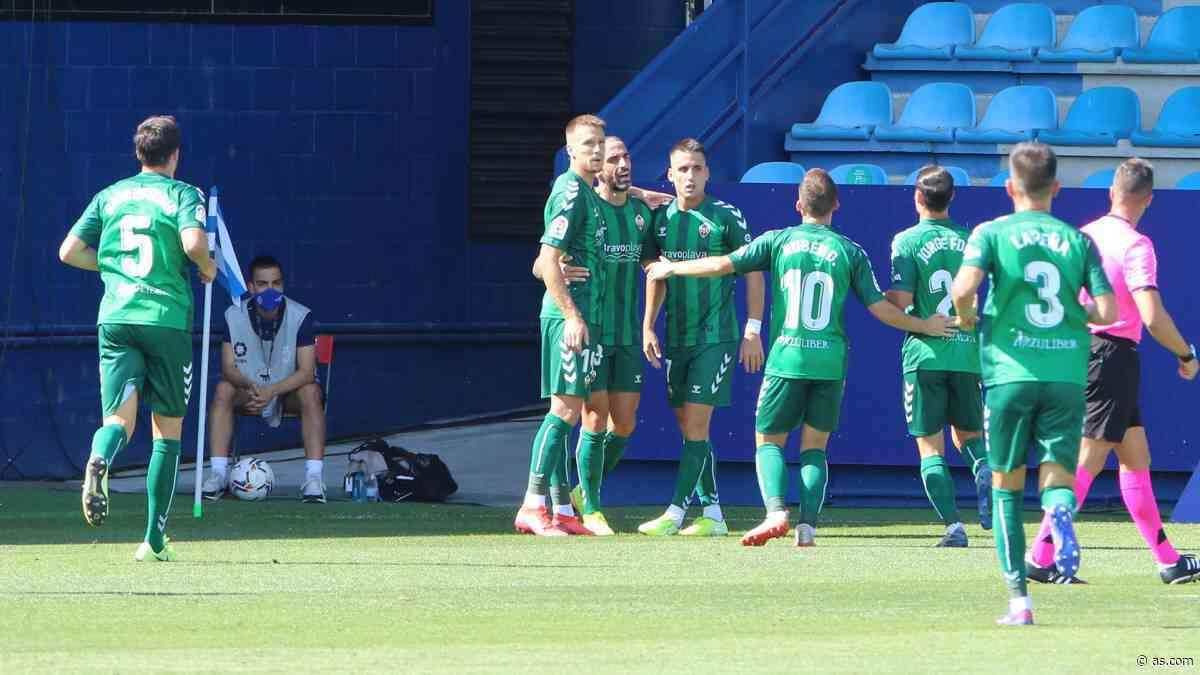Castellón 0- Málaga 1: resumen, resultado y goles - AS
