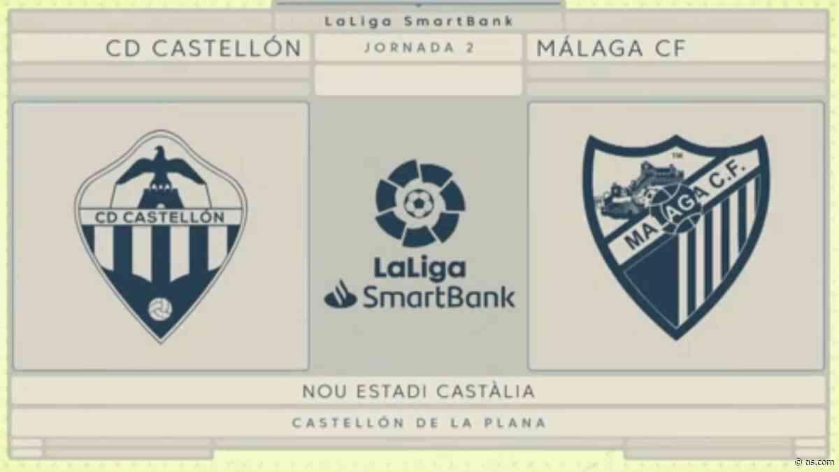 Resumen y gol del Castellón vs. Málaga de la Liga Smartbank - AS