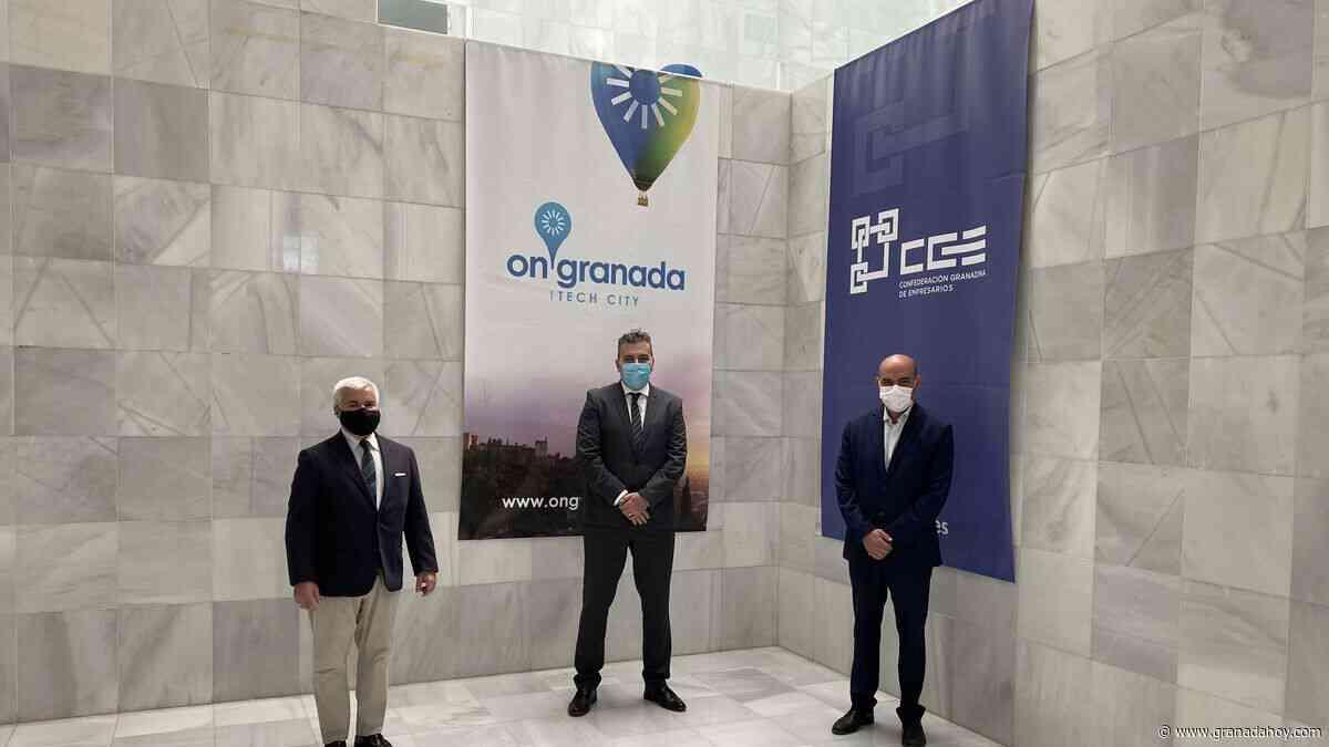 Antonio Montero, nuevo delegado de OnTech Innovation en Málaga - Granada Hoy