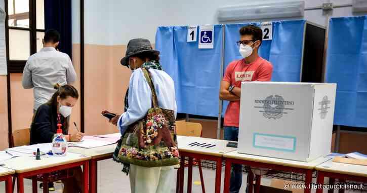 Affluenza elezioni '20 referendum e regionali: alle 19 ha votato il 30,2% degli aventi diritto. In Veneto alle urne il 35%, in Campania il 26