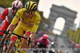 Tour de France: Tadej Pogacar schreibt Tour-Geschichte