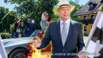 Sturm der Liebe (ARD): Oldtimer-Rallye endet in Katastrophe – Entsetzen am Fürstenhof
