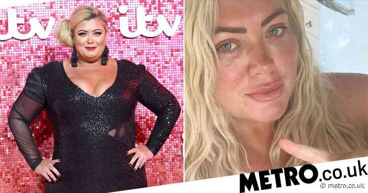 Gemma Collins embraces natural beauty in make-up free selfie: 'You hardly recognise people anymore'