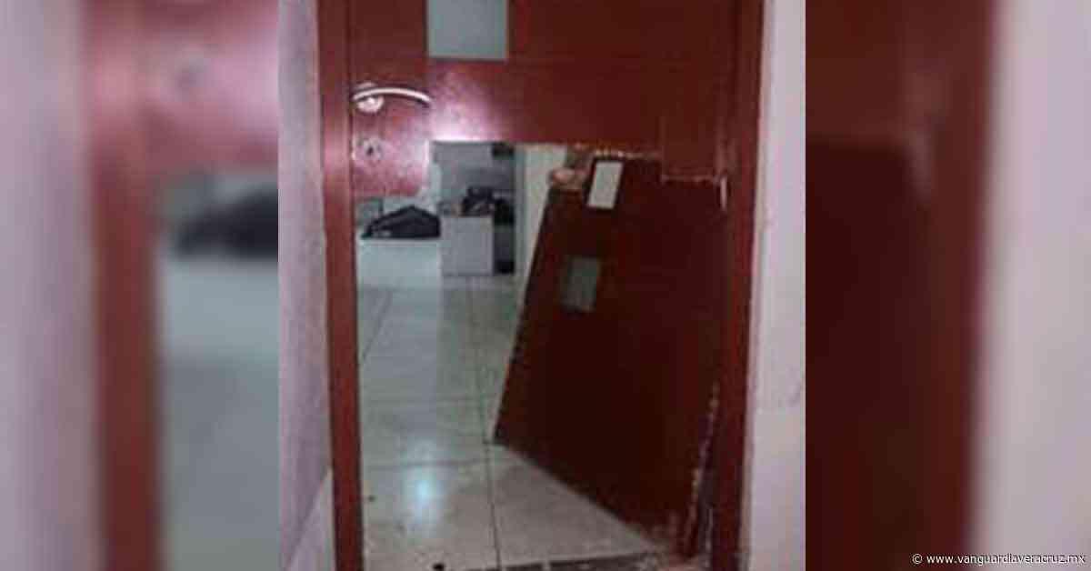 Saquean domicilio en Misantla - Vanguardia de Veracruz