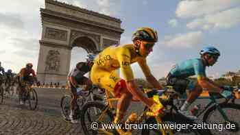 """Tour de France: """"Super-Poga"""" als Sieger am Ziel - """"Fühlt sich verrückt an"""""""