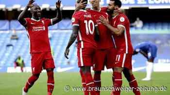 Mané trifft doppelt: Liverpool mit Überzahl-Sieg gegen Chelsea