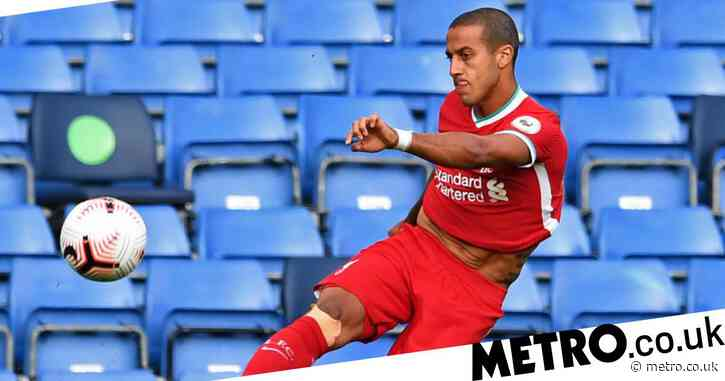 Thiago embarrasses Chelsea stars with incredible stat on Liverpool debut